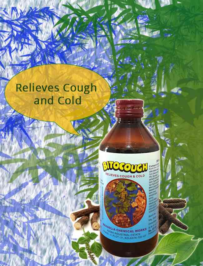 Bitocough, cough syrup