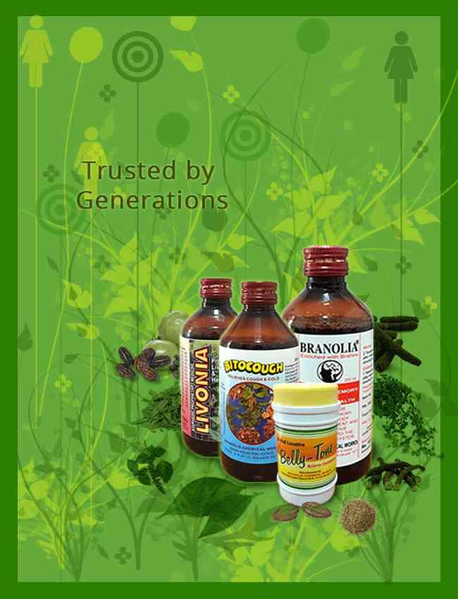 Branolia, Herbal Therapeutics