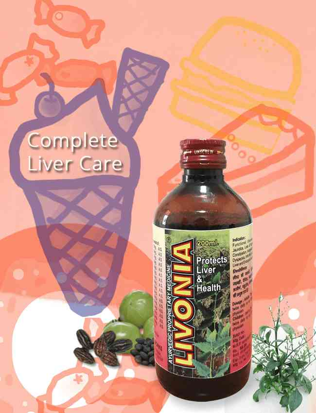 Livonia, liver tonic