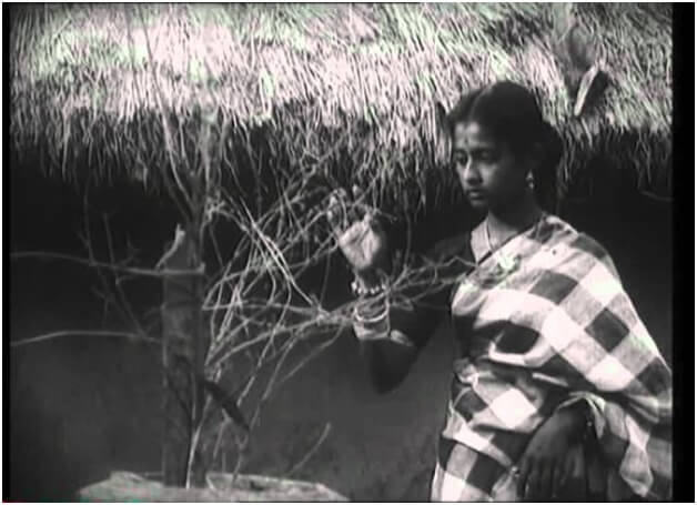 Still from the Film Malajanha which won the Best Director Award for Nitai Palit in 1965
