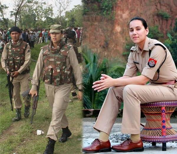 Sanjukta Parashar: The IPS Officer from Assam Img Source: Indiatimes