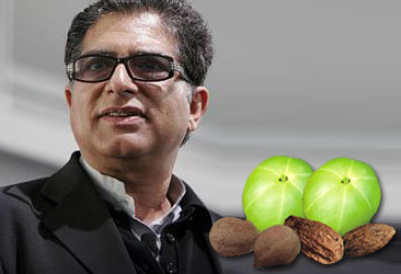 Dr.Deepak Chopra and Triphala