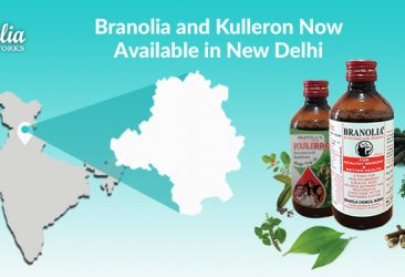 Branolia and Kulleron Now Available in New Delhi