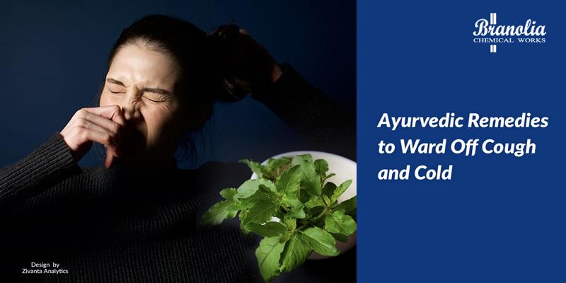 Ayurvedic cough syrup - Branolia