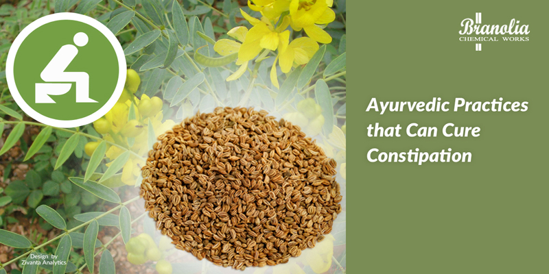 ayurvedic cure for constipation