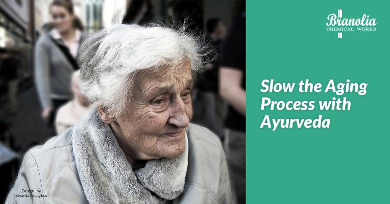Slow the Aging Process with Ayurveda